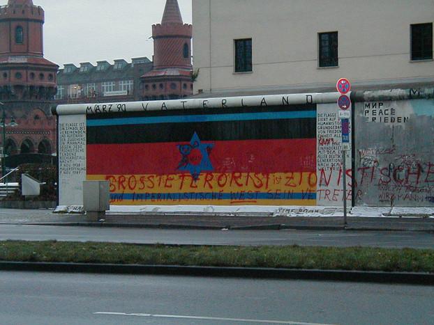 The Berlin Wall: Berlin, Germany