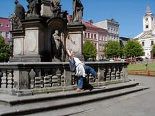 Monument and Sunshine