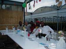 Angolan refugees and Ryan