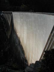 GoldenEye Dam, below Berzona, Switzerland
