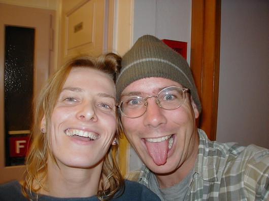 Fiona and Ryan