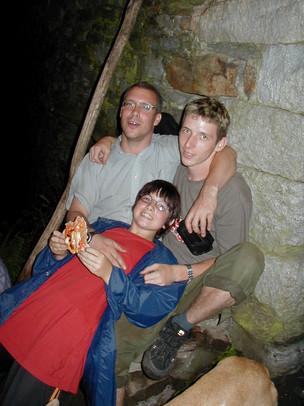 Ryan, Kuba and Julius