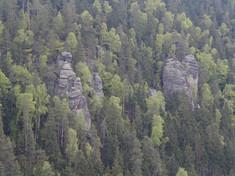 Bandit Castle view
