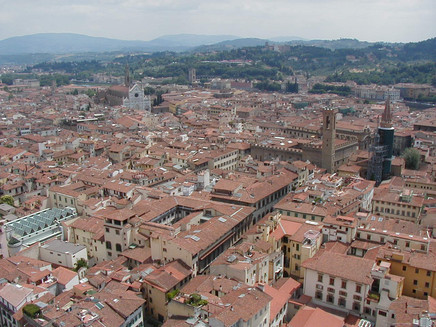 Firenze with Piazza Croce