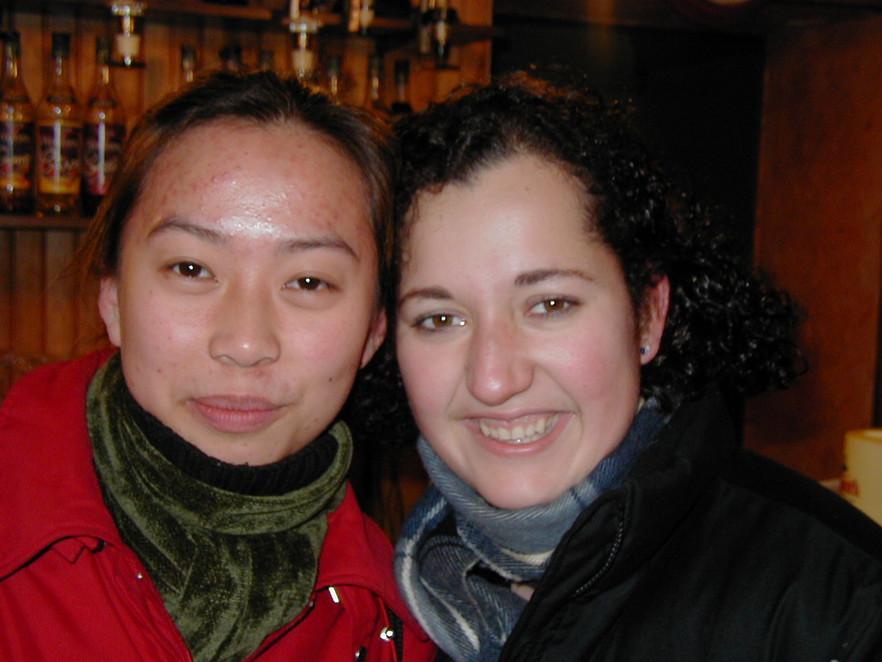 Eunumi and Vero