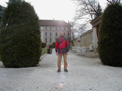 Praha Castle: Ryan