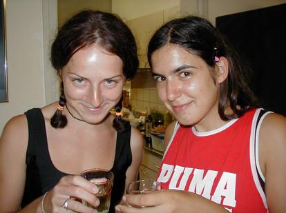 Luiza & Clara