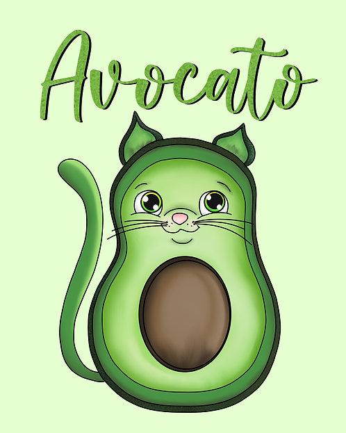 Avocato Print