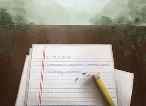 POETRY: writer's block
