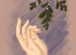 POETRY: mistletoe