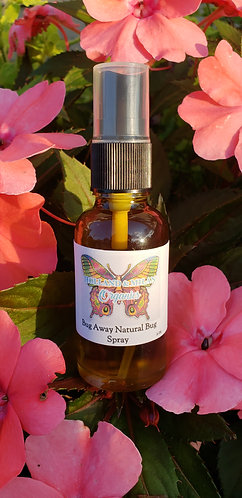 """Bug Away"" Natural Insect Repellent"