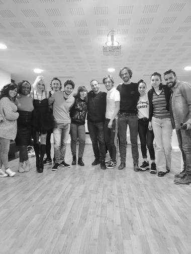 Acting class france Masterclass Michel Ferracci