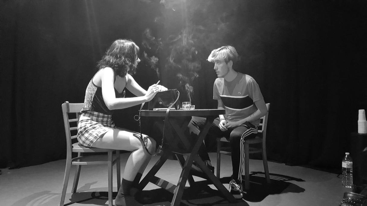 Cours art dramatique cinema Improvisation Préparée