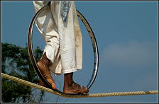 xIndian Circus wheel crop longer for pri