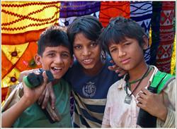 Street Kids, Margao, Goa
