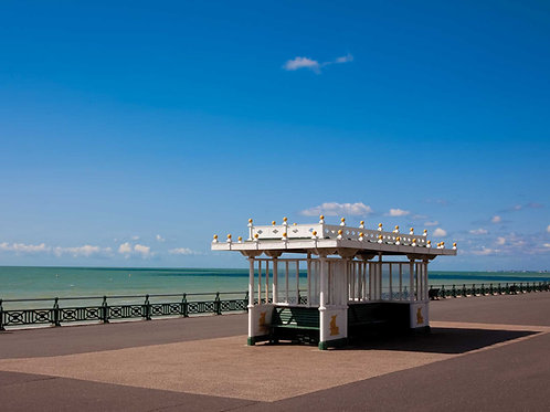 Beach Shelter, Hove