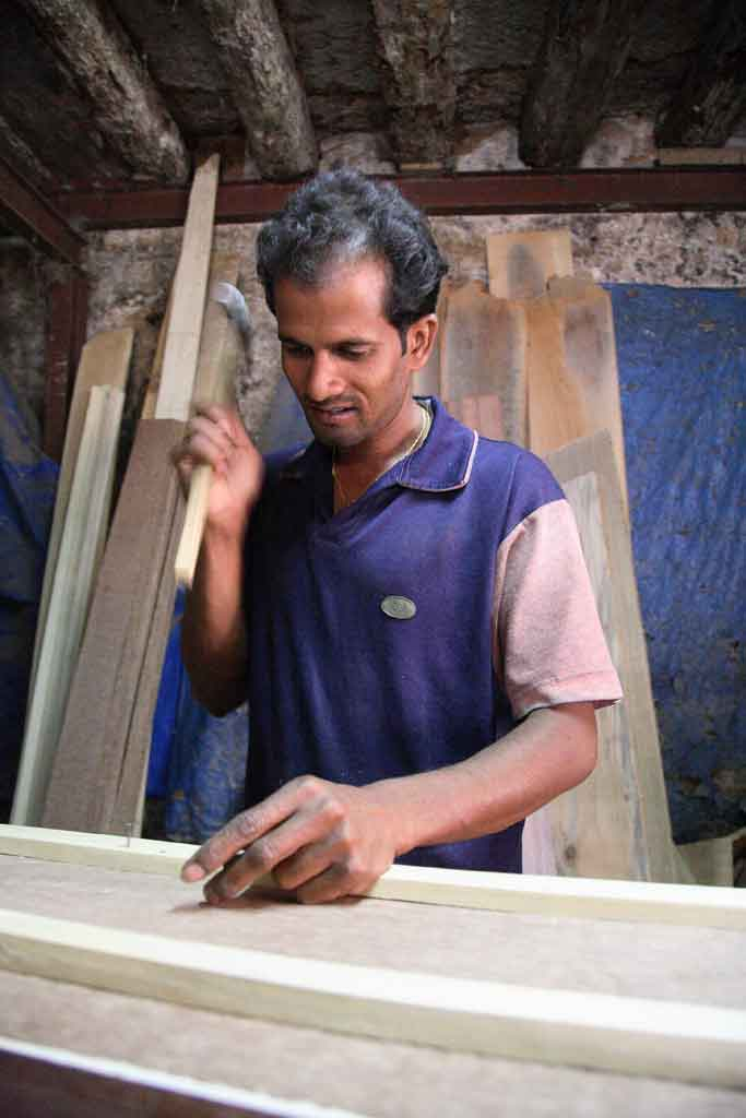 Coffin Maker, Margao, Goa