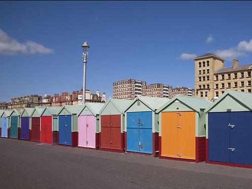 Sunny Beach Huts, Hove #2