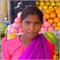 Fruit Market, Goa