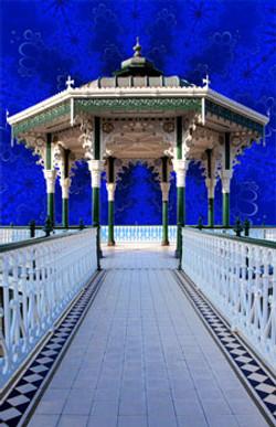 Fractal Bandstand, Brighton