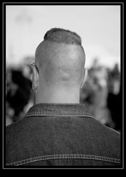 Shaved Head