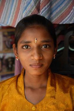 Shop Keeper, Palolem,Goa