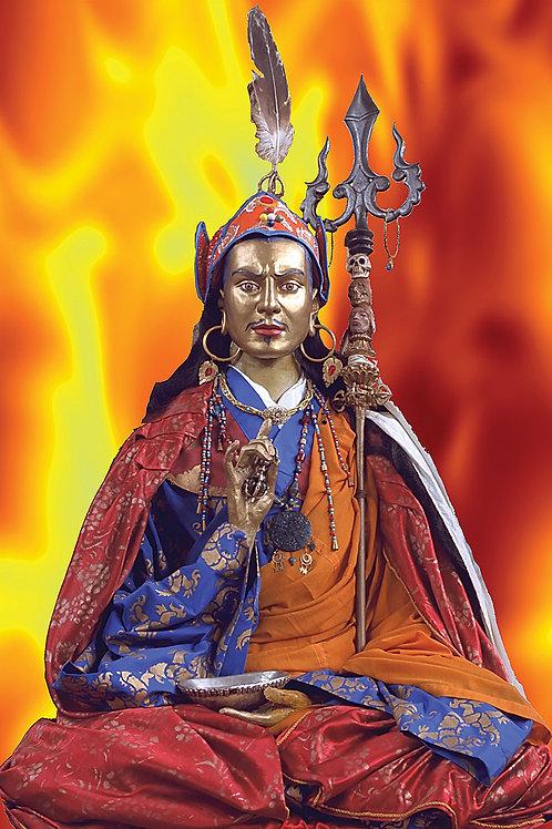 Guru Rimpoche/Padmasambhava - Out of the Flames