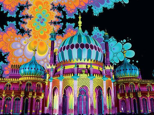 Psychedelic Pavilion, Brighton