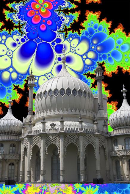 Fractal Pavilion, Brighton 3