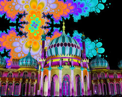 Fractal Pavilion, Brighton