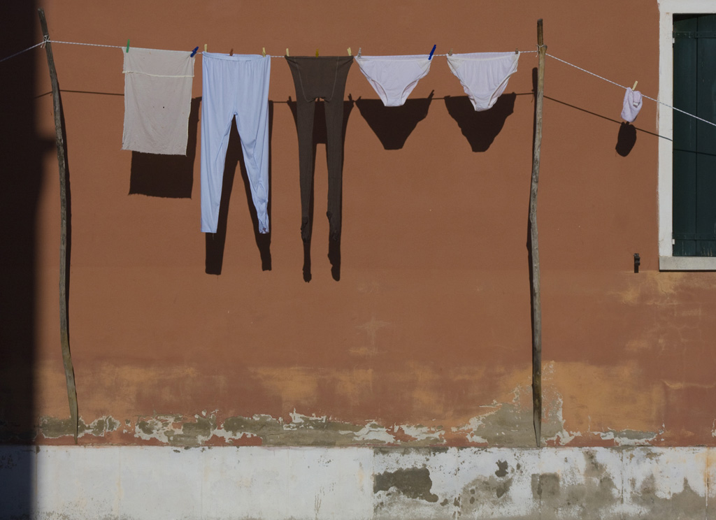 Venetian Washing