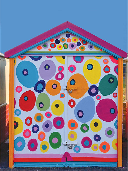 Beach Hut Number 71, Hove