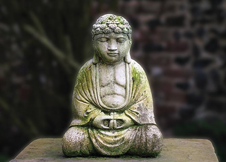 Garden Buddha 1