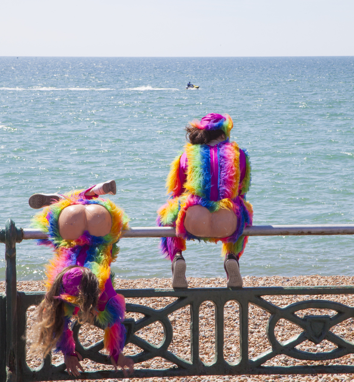 Brighton Pride 'Monkeys' 2015