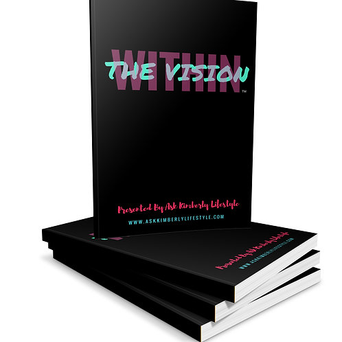 AKL The Vision Within Journal
