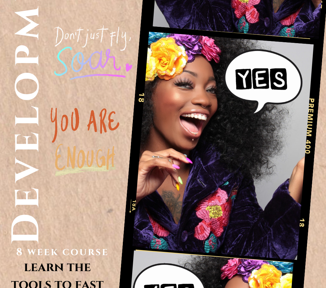 ASK KIMBERLY LIFESTYLE ACADEMY| 8 WEEKS SELF DEVELOP. SYSTEMS COURSE