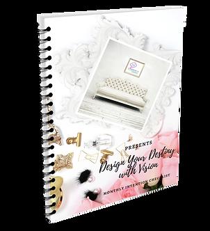 AKL Design Your Destiny Intention Checklist (Printed Version)