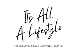 Its All A Lifestyle #SHOPAKLLIFESTYLE
