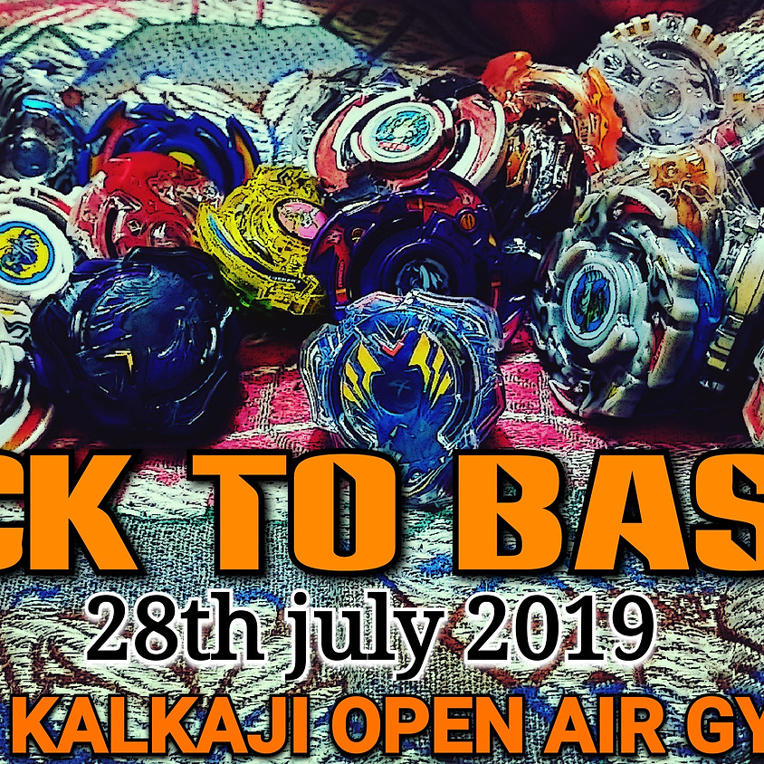 BACK TO BASICS ! BASIC GRADE TOURNAMENT RANKED 28 TH JULY