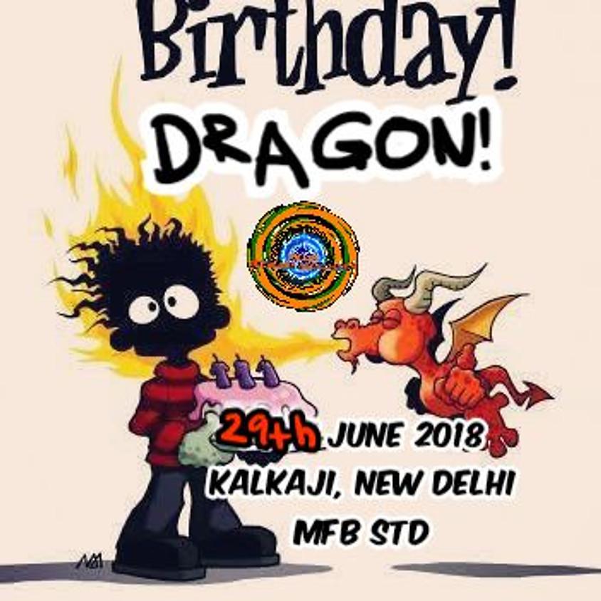 DRAGON'S BIRTHDAY