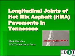 TQAI 2009 - UT Longitudinal Joint 3.7MB