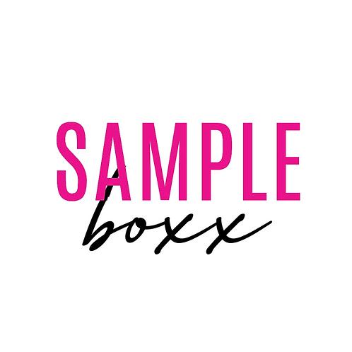 Sample Make up Boxx!