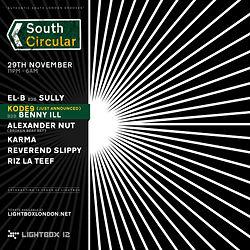 South Circular 29th November Square Imag