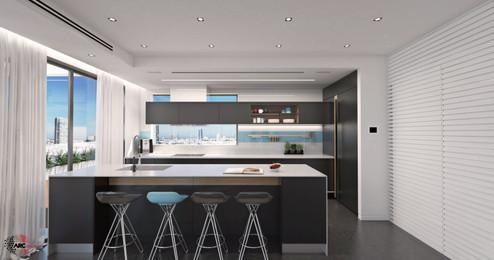 GLIL YAM - kitchen