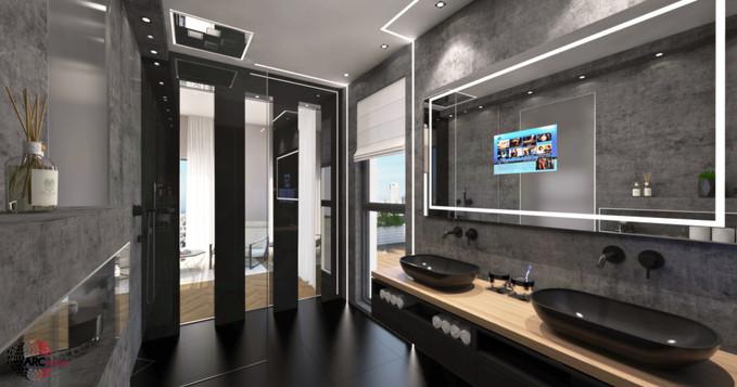 GLIL YAM - shower