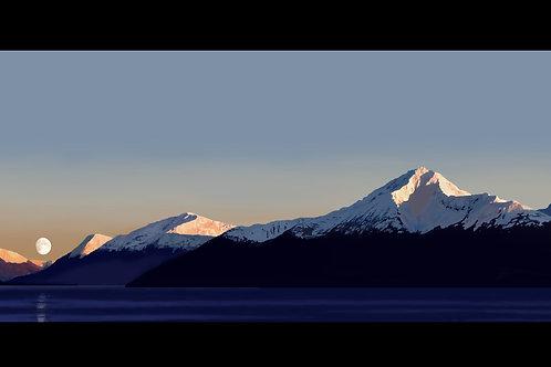 Alaskan Artist Michael Chambers