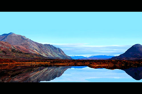 Round Tangle Lake