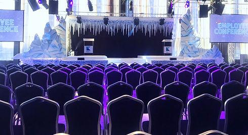 Ice Stage Set