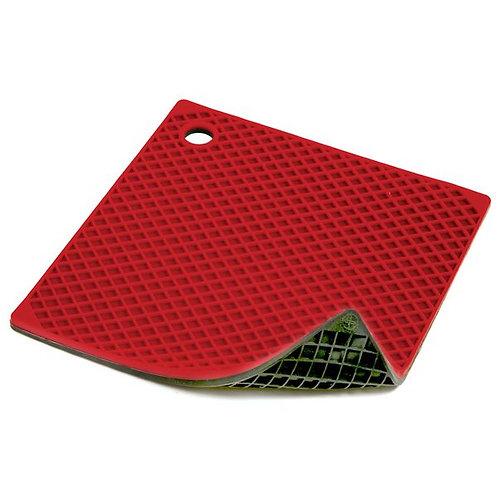 Aislador de silicone. color rojo - M 028901504038