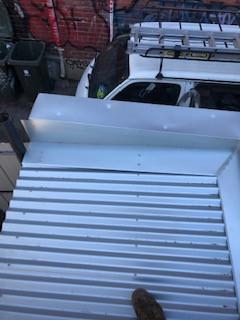 New zincalume roof Melbourne